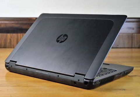 Laptop Hp ZBook 15 G1 i7 4810M, 8Gb, SSD 256g, K1100 Hàng New